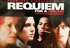 Requiem for a Dream ~ Dvd Unrated with Insert rare Jennifer Connelly nightmarish