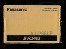 Panasonic DVCPro - AJ-P66L (Lot of 10)