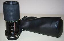 Vivitar MC 70-210 mm f/ 1:4.5 MC Macro Focusing Zoom Lens O/OM Mount Fixing
