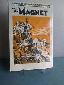 THE  MAGNET Vol 1 The Land Of The Pyramids Billy Bunter HBDJ