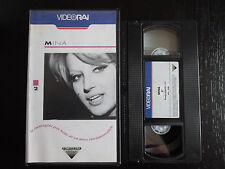 Mina vol. 2 - Le immagini più belle di un mito intramontabili - VHS Fonit rara