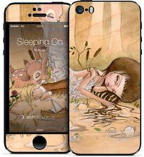 Gelaskin Gelaskins iPhone 5 5S Kukula Sleeping On The Way