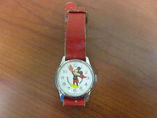 Vintage Bradley Mickey Mouse Wrist Watch, Swiss Made wind up watch (14628o)