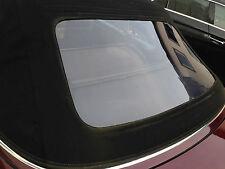 Fiat Barchetta Cabrio Heckscheibe mit Reißverschluss Premium