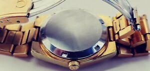 Vintage Omega Automatic 166.0125 and  Omega 1189/191 Bracelet just serviced