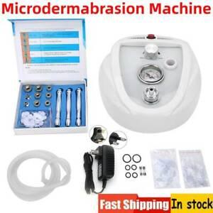 Diamond Microdermabrasion Dermabrasion Facial Peel Skin Cleaner Vacuum Machine