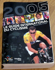 Album annuaire Guide International du Cyclisme année 2005