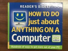 How To Do Just About Anything On A Computer Vista Edition