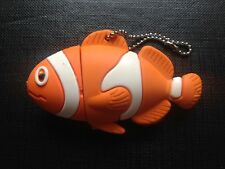 1 New Cute Novelty Orange Fish, 128MB USB Flash Drive Memory Stick