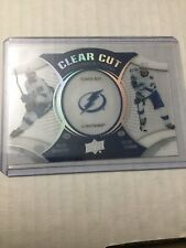 2018/19 Upper Deck Series 1 Clear Cut Foundations Tampa Bay