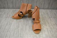 Spring Step Farrah Heeled Sandals, Women's Size 9M, 40EU, Camel