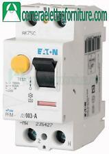 Interruttore differenziale puro AC 2P 40A 300ma EATON 235396