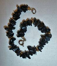 EDELSTEIN - Armband  * echte  ONXY - Steine * NEU *090