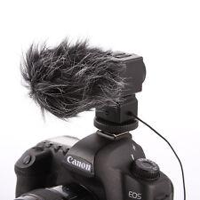Professional SGC-698 DV DSLR Camera Recording Stereo Microphone Interview MIC