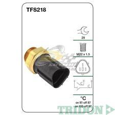 TRIDON FAN SWITCH FOR Volkswagen Beetle(New) 01/00-01/02 2.0L(AQY)TFS218