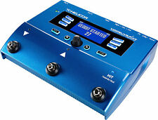 TC-Helicon VoiceLive Play - Vocal Effect Processor Pedal NEW! FREE 2-DAY DELIVER