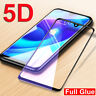 5D 9H Full Cover Tempered Glass Screen Film Protector for Redmi Note 7/Xiaomi 9