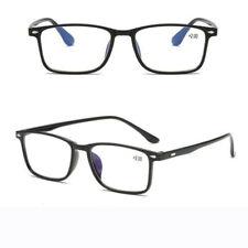TR90 Reading Glasses Readers Full Frame Rectangular Strength +1.00 - +4.00 New