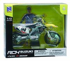 Altri modellini statici motocross in plastica Scala 1:12