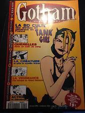 Magazine BD GOTHAM N°1