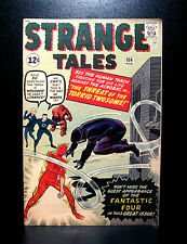 COMICS: Marvel: Strange Tales #106 (1963), 1st Acrobat app/Fantastic Four x-over
