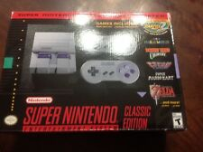 BRAND NEW Super Nintendo - SNES Classic Edition Mini Console Gaming System