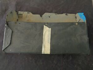 1963 1964 Chevrolet Bel Air Biscayne Impala Glove Box Compartment Liner w/o AC