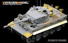 PE para Tiger I Late versión (para Dragon 62537), 35070, 1/35 Voyagermodel