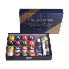 Super Aramith Pro Advantage 2 1/4-in. Billiard Ball Value Pack