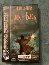 Alone in the Dark - Jack is Back / Sega Saturn