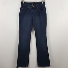 Jag Jeans Stretch Boot Cut Women's Dark Wash Blue Jeans Size 4 - 26 x 33