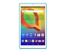 """Alcatel A3 (10) White Tablet 10.1"""" solo WiFi"""