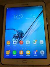 Samsung galaxy tab s2 9.7 LTE + WIFI bianco