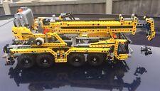 LEGO Technic 8053 Gru Mobile-COMPLETO-con le istruzioni e scatola