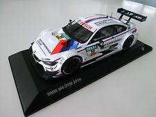 Original BMW ///M4 F82 DTM 2014 1:18 Martin Tomczyk Team Schnitzer  80432364865