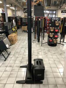 Bose Model L1s & B1 Bass Bin - Used