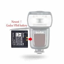 Improved Godox VB18 2000mAh Li-ion Battery for V850 V860C V860N Speedlite Flash