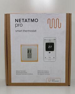 NETATMO Pro Smart Thermostat NTH01-PRO