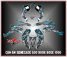 Can-Am Renegade 500 800r 800x 800xc1000  SEMI CUSTOM GRAPHICS KIT race3