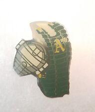 Oakland Athletics A's Catchers Gear Lapel Pin