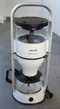 Philips Cafe Gourmet Kaffeemaschine weiss