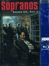 The Sopranos: Season Six, Part 1 [New Blu-ray] Slipsleeve Packaging