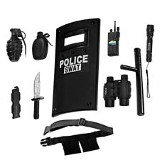 Dress Up America Ultimate All-in-One Police Officer Role Play Set for Kids