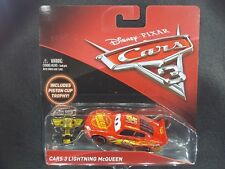 DISNEY PIXAR CARS 3 PISTON CUP TROPHY LIGHTNING MCQUEEN 2017 SAVE 5%