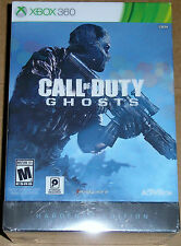XBox 360 Game - Call of Duty Ghosts Hardened Edition (New)