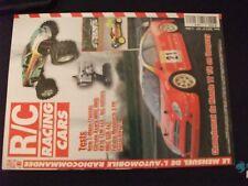 ** R/C Racing cars n°107 SSB 4x2 de MRC / Championnat du monde TT 1/8 en Urugay