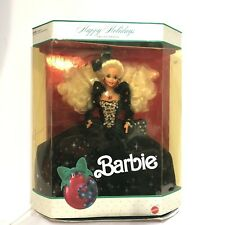 Vintage Barbie Happy Holidays Special Edition 1991 NEW