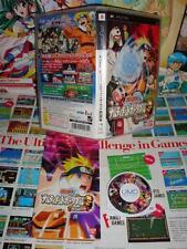 Sony PSP:Naruto Narutimate Portable [TOP MANGA & 1ERE EDITION] COMPLET - Jap