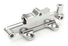 C26957SILVER Integy Billet Machined Steering Rack & Bar for Vaterra Twin Hammers