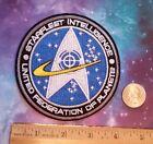 Star Trek Starfleet Intelligence U.F.O.P. Embroidered Patch Iron on